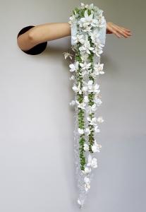 Bouquet de mariée: Manchon