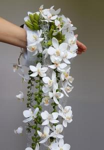 Bouquet de mariée: manchon 2