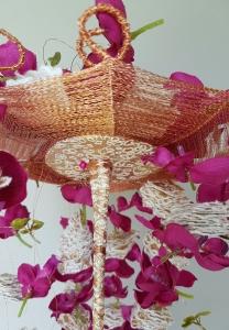 Bouquet de mariée: technique Grégor