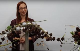 Démarquez vos compositions florales en utilisant des matériaux traditionnels? Isabel Harrisson