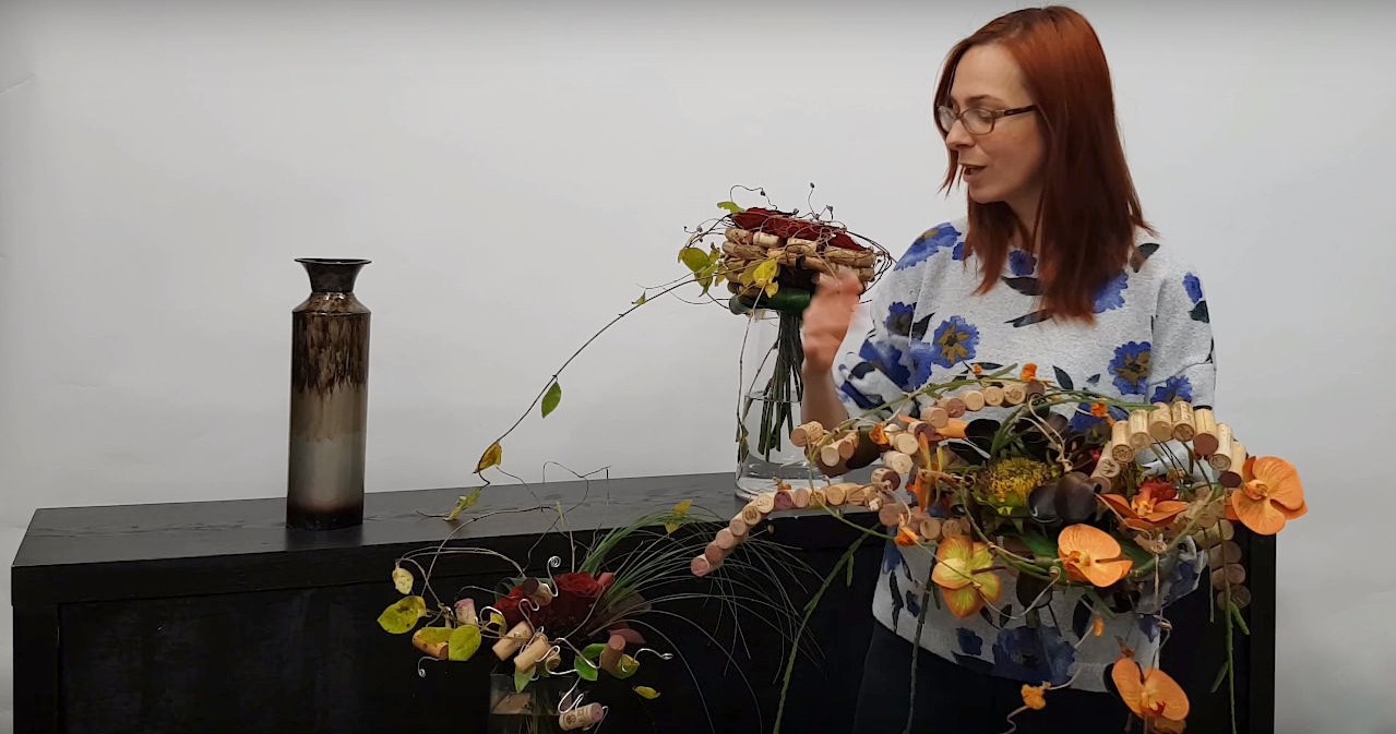 Des bouchons dans les bouquets